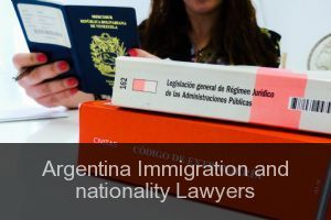 Argentina Immigration and nationality Lawyers