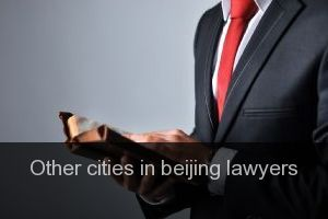 Other cities in beijing Lawyers