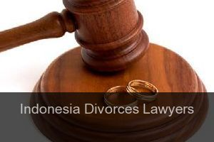 Indonesia Divorces Lawyers