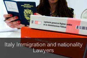 Italy Immigration and nationality Lawyers