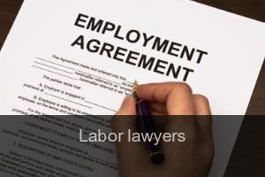 Labor lawyers