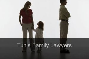 Tunis Family Lawyers (City)